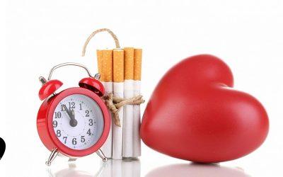 نقش استعمال دخانیات در بروز بیماری های قلبی